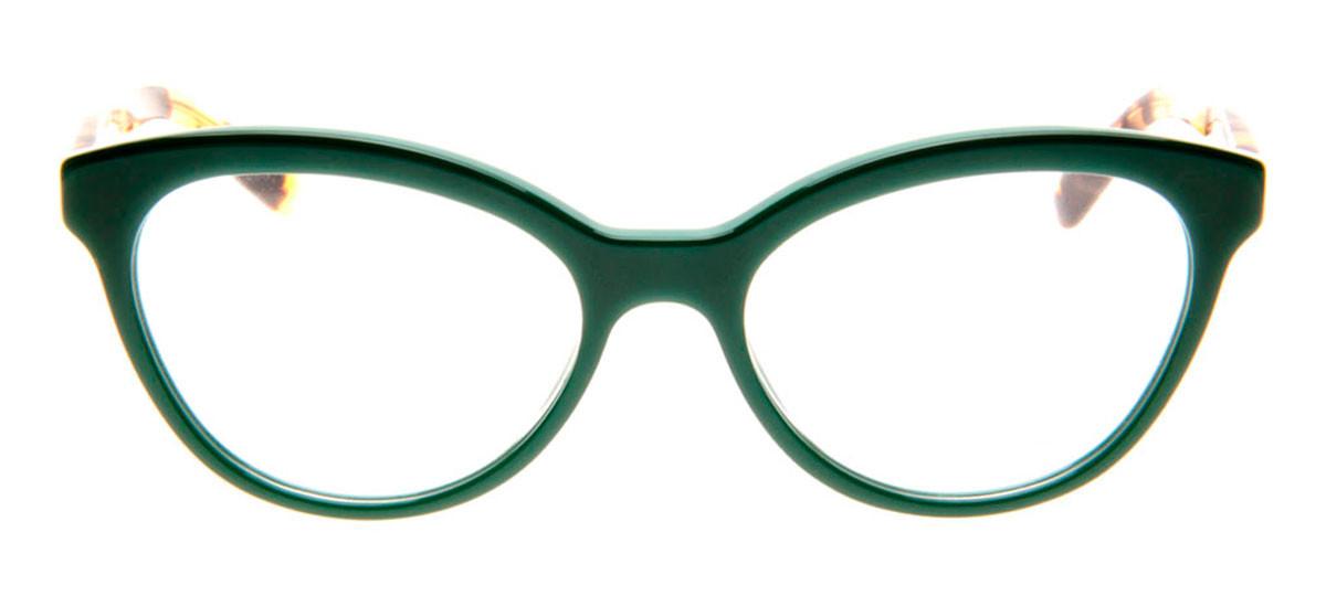 Prada VPR 11R 52 - Verde e Tartaruga- TFO-101. Loading zoom. Prada VPR ... d456d8c7ad