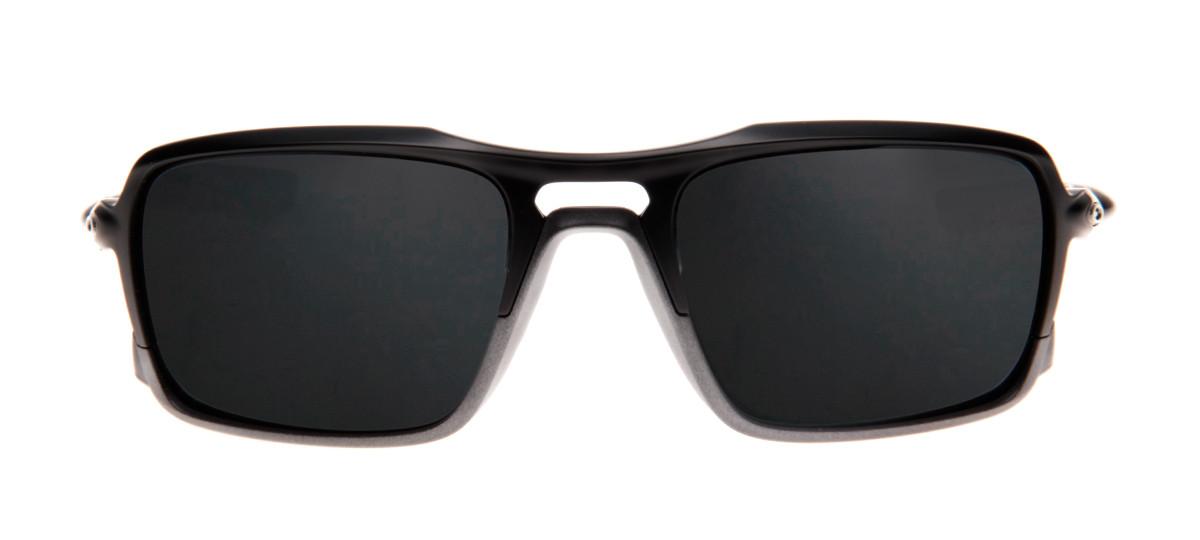 Oakley Triggerman 59 - Preto e Cinza Fosco - OO9266-01. Loading zoom.  Oakley Triggerman 59 - Preto e Cinza Fosco ... e0c7bfc9f4
