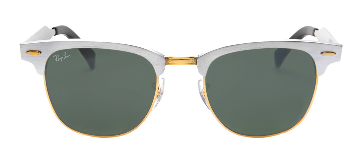 Ray-Ban RB3507 Clubmaster 51 - Alumínio - 137 40. Loading zoom. Ray-Ban  RB3507 Clubmaster ... 80053ecac6