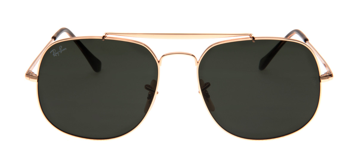 e732313ad2cf2 Ray-Ban RB3561 The General 57 - Dourado - 001. Loading zoom. Ray-Ban RB3561  The General ...