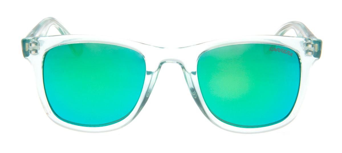 9b537f12d249d Carrera 6000 L Wayfarer - Lente Espelhada Verde - QÓculos.com
