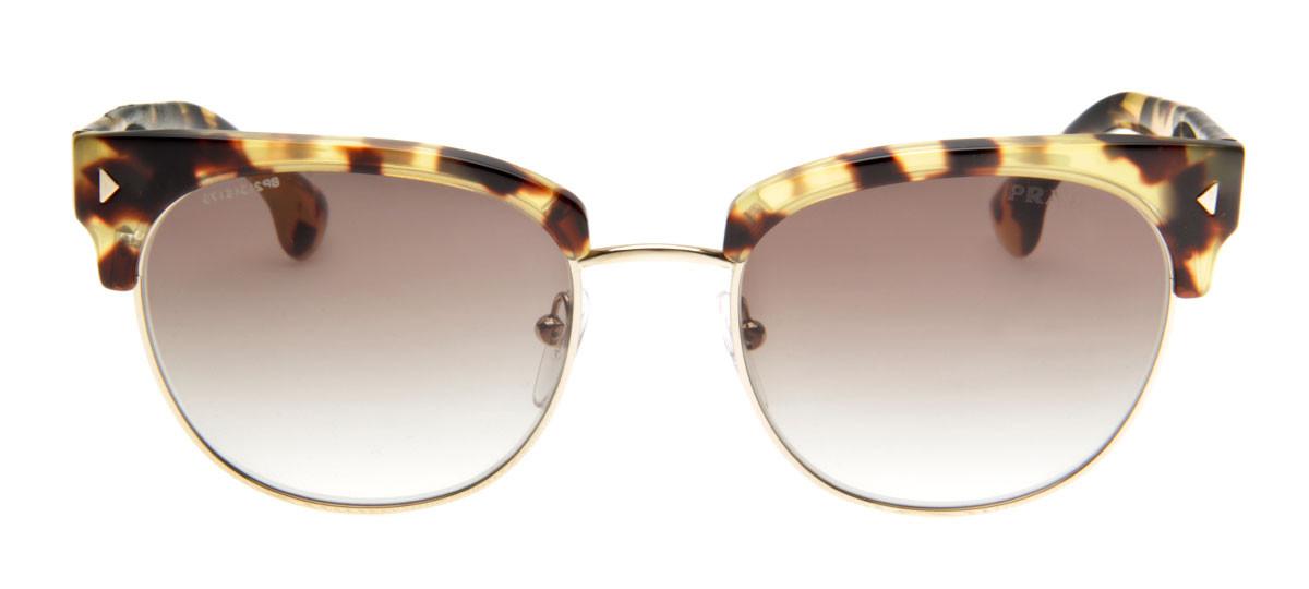 371d6ebc2e08e ... Óculos de Sol Prada Feminino Armação Tartaruga e lentes Degradê. Loading  zoom