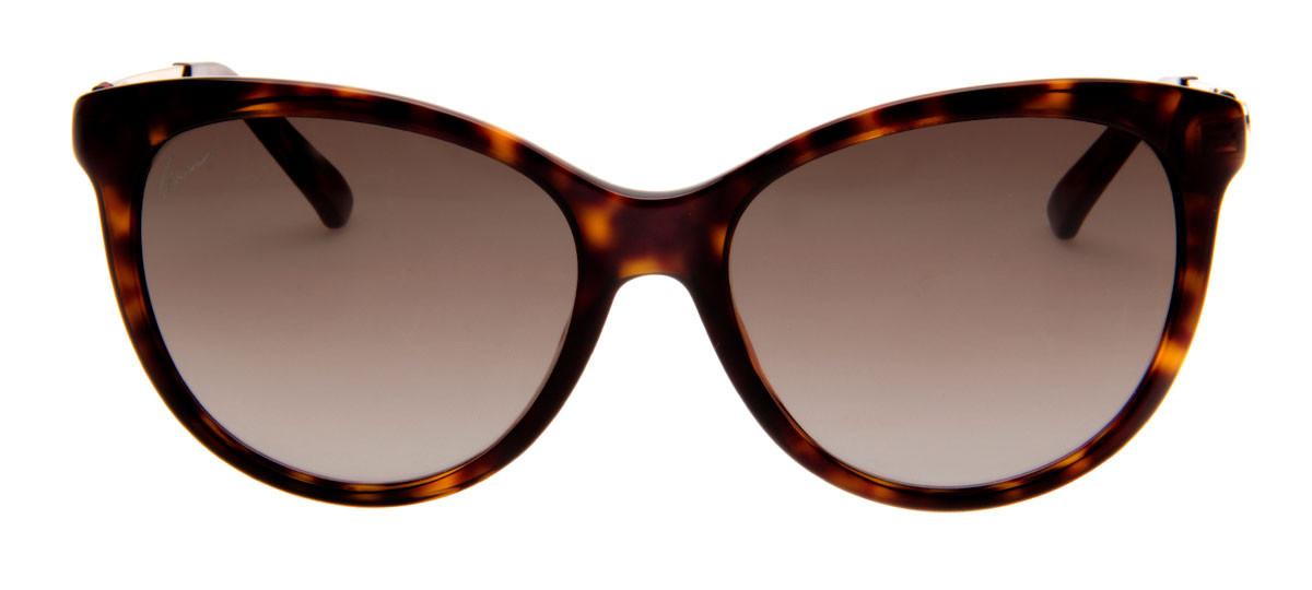 28db599579c8b Gucci GG3784 S Gatinho - Lente Degradê Cinza - QÓculos.com 4f32d7dda69794   Óculos Armação De Grau ...