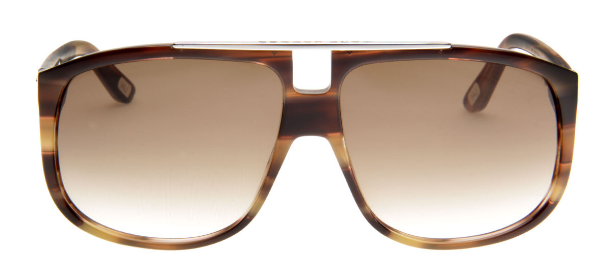 ef98e8395f963 Marc Jacobs MMJ MJ252 S Fashion - Lente Degradê Marrom - QÓculos.com
