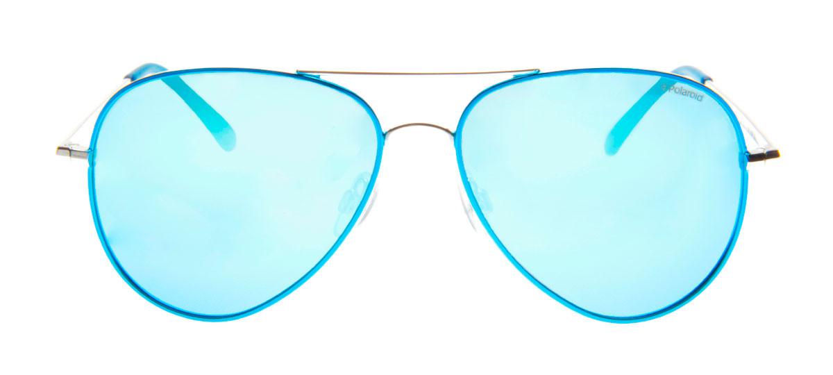 Polaroid P4139P Esporte - Lente Polarizada e Espelhada Azul ... ecb5692a59