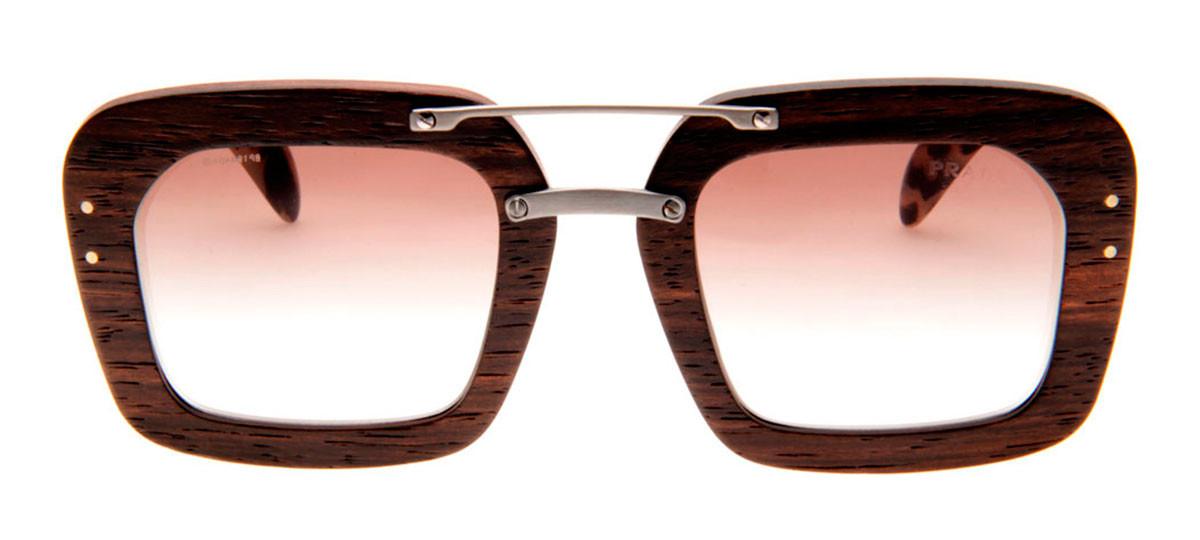 0dce53436e82b Prada SPR30R Madeira - Compre os Óculos Prada SPR30R com Desconto ...