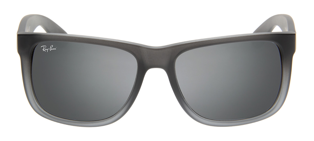 Ray-Ban RB4165L Justin 55 - Cinza Fosco- 852 88. Loading zoom 04a881e575