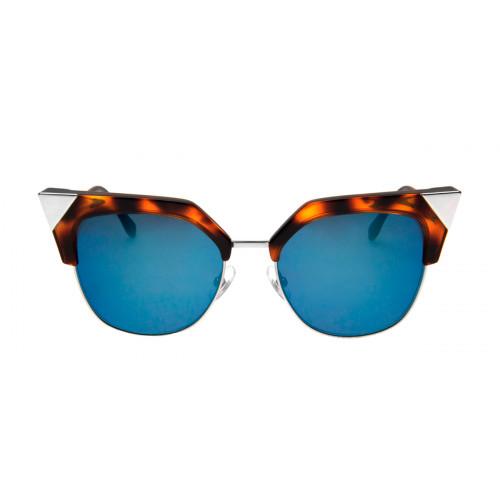 óculos de sol Fendi FF 0149S 54 - Tartaruga - TLVXT 1001390