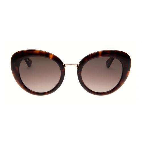 Gucci GG 3808 S 51 - Tartaruga - KCLHA. Óculos de Sol Gucci e56c370cd8