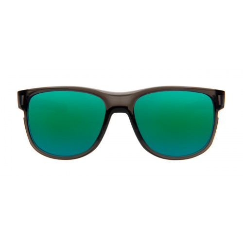 Oakley Crossrange R 57 - Preto Translúcido e Verde - OO9359-03
