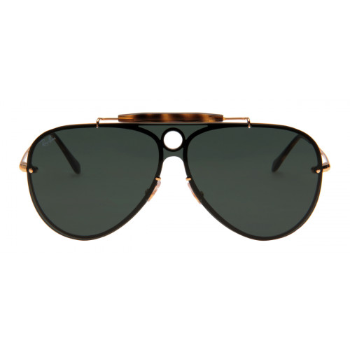 Ray-Ban RB3581-N Blaze Shooter 32 - Dourado - 001/71