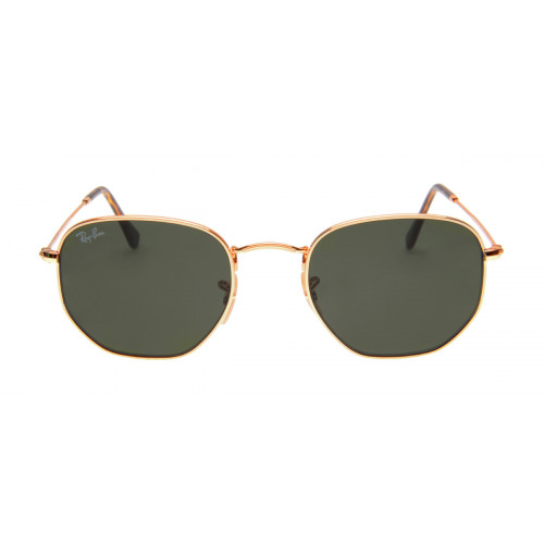 Ray-Ban RB3548-N Hexagonal 54 - Dourado - 001