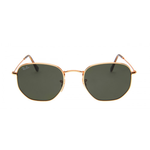 Ray-Ban RB3548-N Hexagonal 51 - Dourado - 001