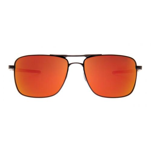 Oakley OO6038 Gauge 6 - 57 - Preto e Vermelho - 04