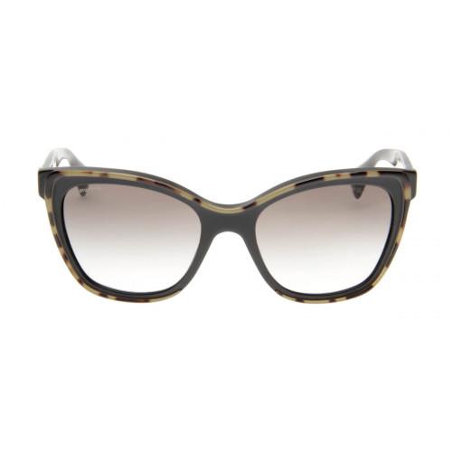 4c27422334a14 Prada SPR20P - Óculos de Sol Prada Feminino Tartaruga Preto ...