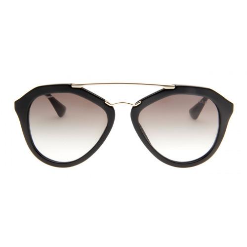 Óculos de Sol Prada Feminino Preto/Dourado