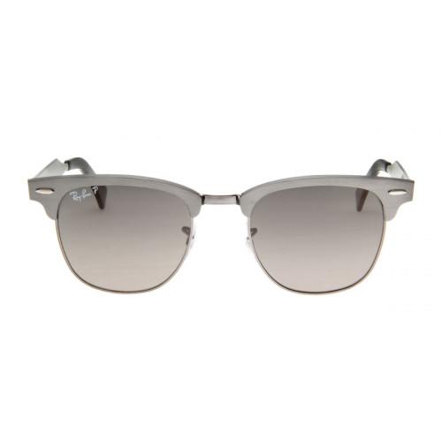 d502cab77 Óculos de Sol Ray Ray Ban Clubmaster Wayfarer Cinza Lente Polarizada