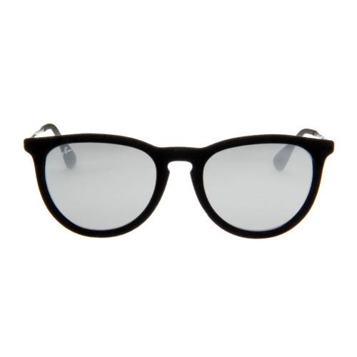 Óculos de Sol Ray Ban Erika Velvet Veludo Preto
