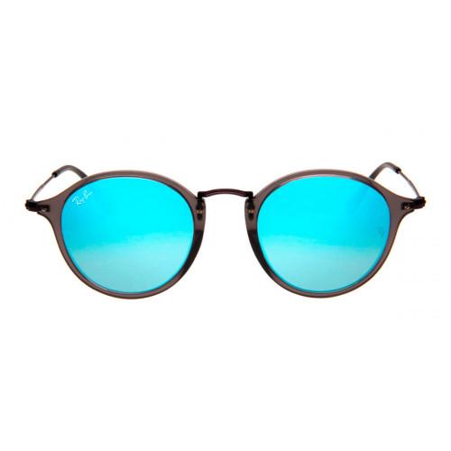 Ray-Ban RB2447-N 49 - Cinza e Azul - 6255/4O