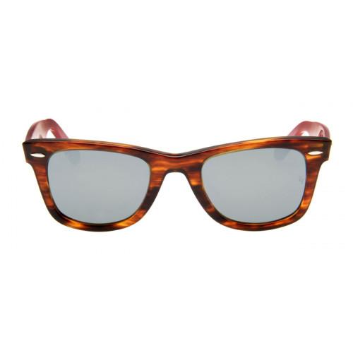 Óculos Ray-Ban Wayfarer Tartaruga - Lentes G15 RB2140 - QÓculos.com fcd224fa42