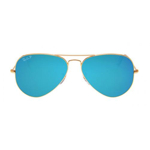 0fb48b6e2 ... norway ray ban rb3025 aviador 58 dourado fosco azul espelhado 112 4l  05873 cb973
