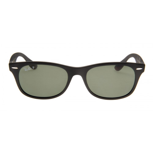 4e8250d938 Ray-Ban RB4207 LiteForce New Wayfarer Wayfarer - Lente Polarizada Preto -  QÓwww.cinemas93