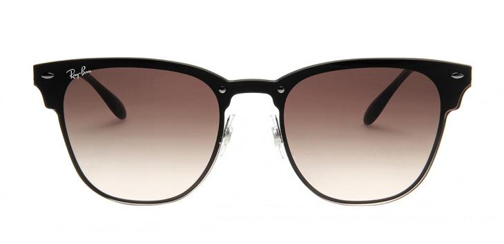 Óculos Ray-Ban RB3576-N Clubmaster Blaze 47 - Chumbo - 041/13