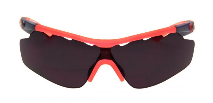 óculos de sol Mormaii Athlon III M0005 45 - Vermelho Fluorecente Fosco - C02 01