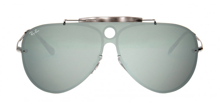 Ray-Ban RB3581-N Blaze Shooter 32 - Prata - 003/30