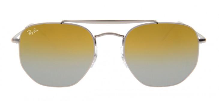d54c174e1 ... Óculos Ray-Ban RB3648 Marshal 54 - Cinza e Dourado - 004/I3
