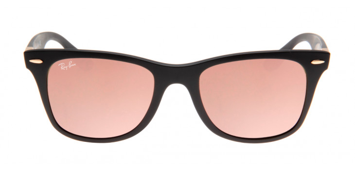 2597cc837 Ray-Ban RB4195 LiteForce 52 - Preto Fosco e Rosa - 601-S/. Loading zoom
