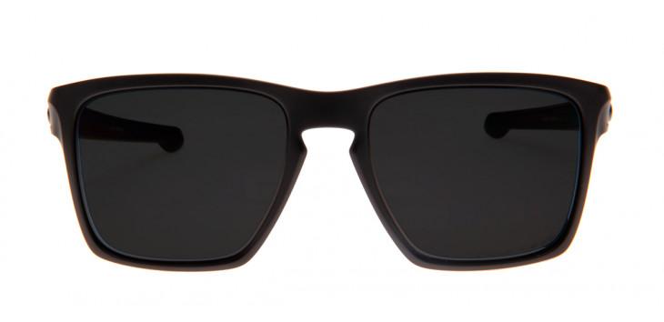 Óculos Oakley Sliver XL 57 - Preto Fosco - OO9341L-01 - Polarizado