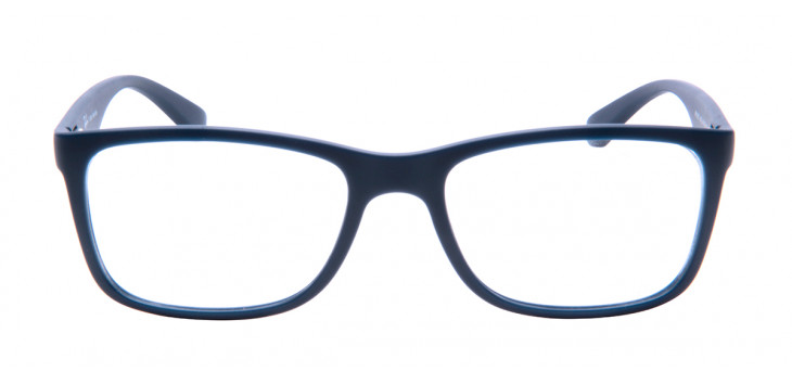 Óculos Ray-Ban RB7027L 54 - Azul Fosco - 5412