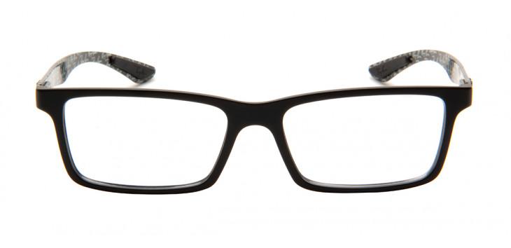 Óculos Ray-Ban RB8901 55 - Preto Fosco - 5263