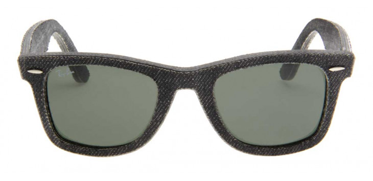 Ray-Ban RB2140 Denim 50 - Cinza - 1162