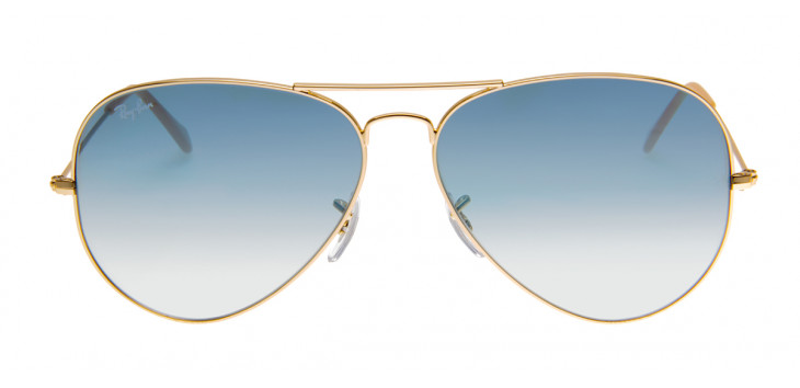 Ray-Ban RB3025 Aviador 62 - Dourado - 001 3F. Loading zoom 1148dfe659