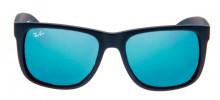 Ray Ban RB4165L Justin  55 - Azul Fosco - 6209/55