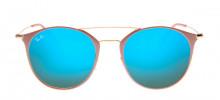Ray-Ban RB3546 52 - Nude e Azul - 9011/8B