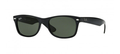 Ray-Ban RB2132LL New Wayfarer 55 - Preto - 901