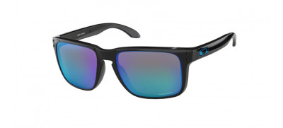 Oakley OO9417 Holbrook XL 59 - Preto e Azul - 0359