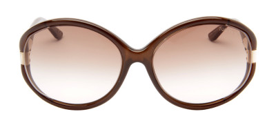 Tom Ford Sandrine TF124 60 - Marrom