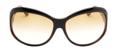 Tom Ford Fiona TF47 65 - Preto Tartaruga