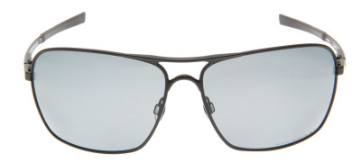Oakley Plaintiff Squared 63 - Preto Fosco