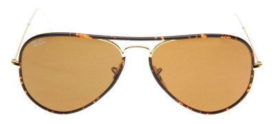 Ray-Ban RB3025JM Aviador Full Color 58 - Firetiger - 001