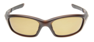 Oakley Straight Jacket - Marrom
