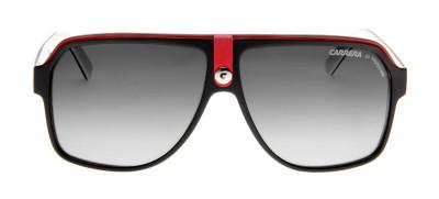 Carrera 33  - Preto, Branco e Vermelho