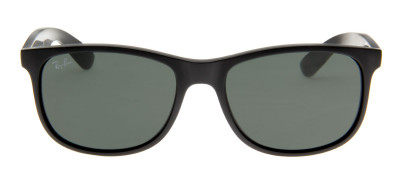 Ray-Ban RB4202 Andy 55 - Preto Fosco - 6069/71