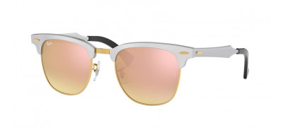 Ray-Ban RB3507 Clubmaster 51 - Aluminum 137/7O