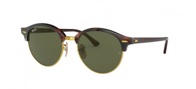 Ray-Ban RB4246 Clubround 51 - Tartaruga -990