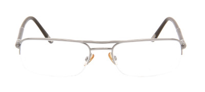 Tom Ford TF5048 55 - Prata e Cinza